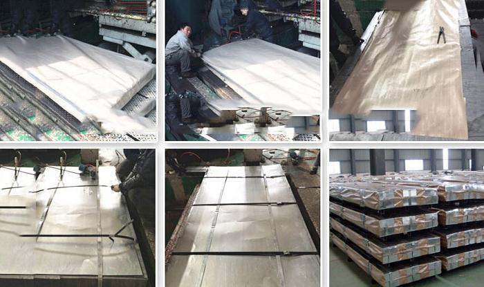 Steel Sheet Packing