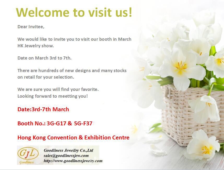 2016 March HongKong Jewelry Fair