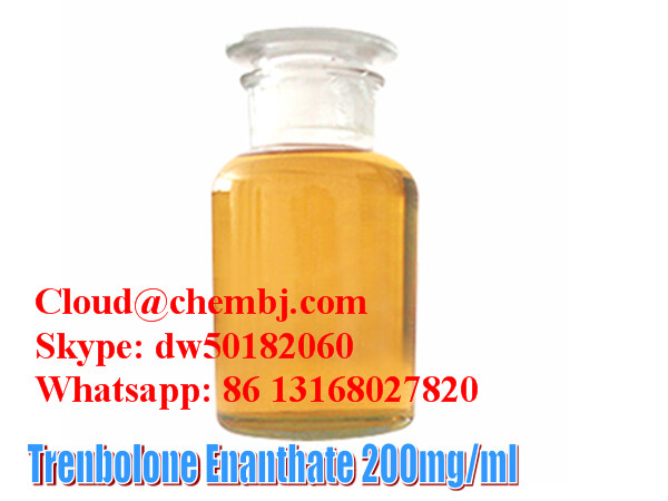 Trenbolone Enanthate (Parabola) 200mg/ml injectable Conversion Recipes