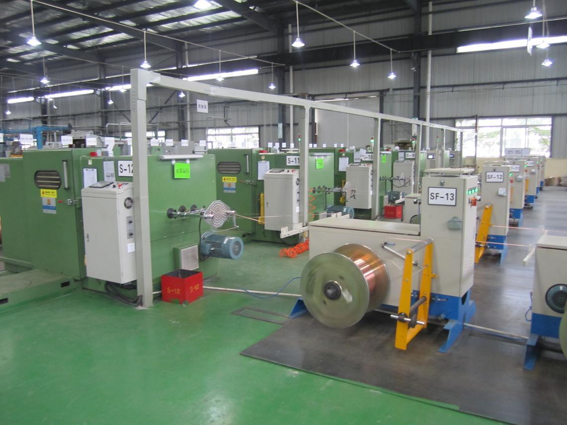 630bobbin copper wire stranding machine