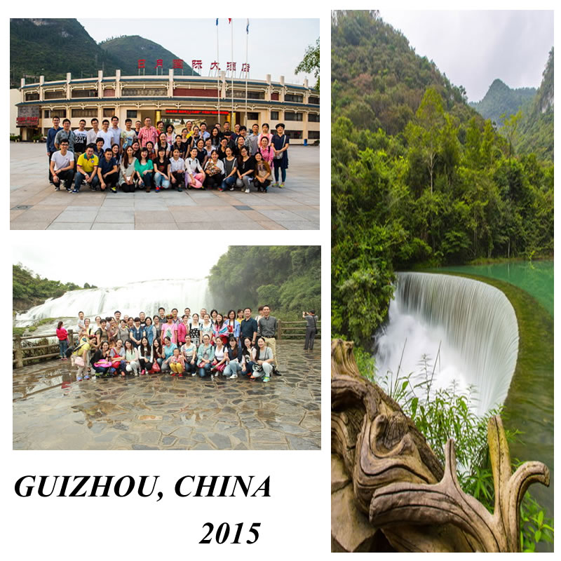 GUIZHOU CHINA 2015