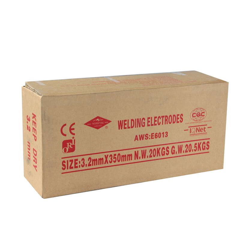 GREAT WALL BRAND 20KGS CARTONS