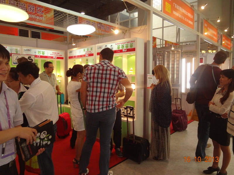 2013.10 Canton Fair