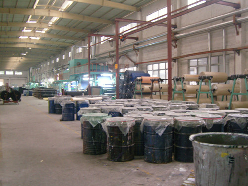 Producing 1- Raw Material Warehouse