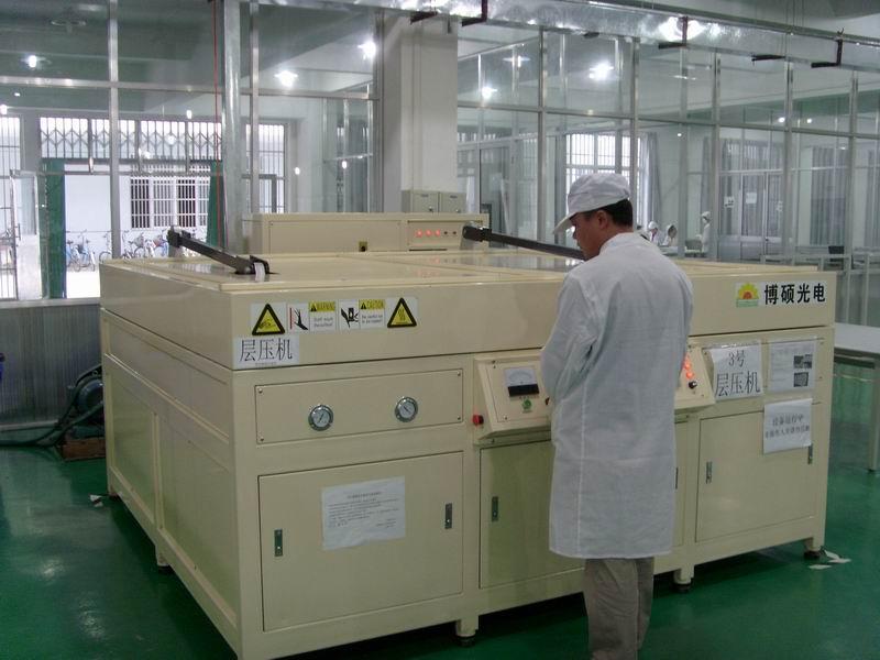 OUYAD solar panel workshop