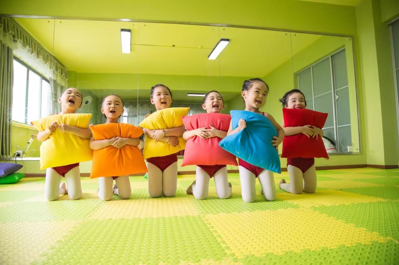 Dancing room show