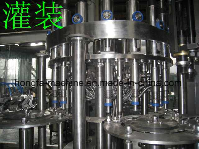 Hongfa Bottling Machine, knows your requirements