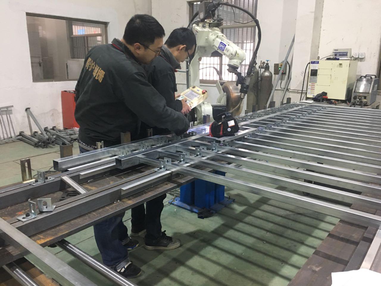 DEHOO Welding Robot OTC Japan