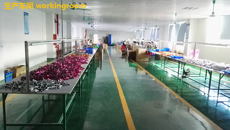 Factory Overview -1