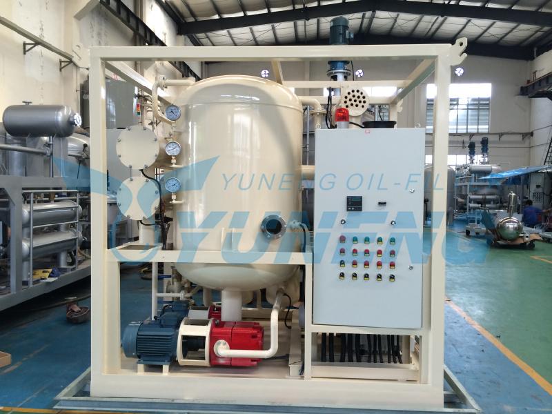 High Vacuum Transformer Oil Purifier, Dehydration Equipment for Transformer Oil