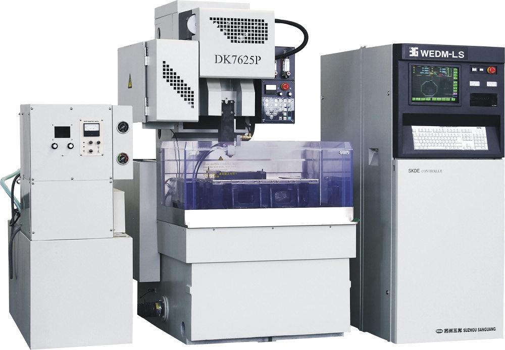 CNC Brass wire cut machine