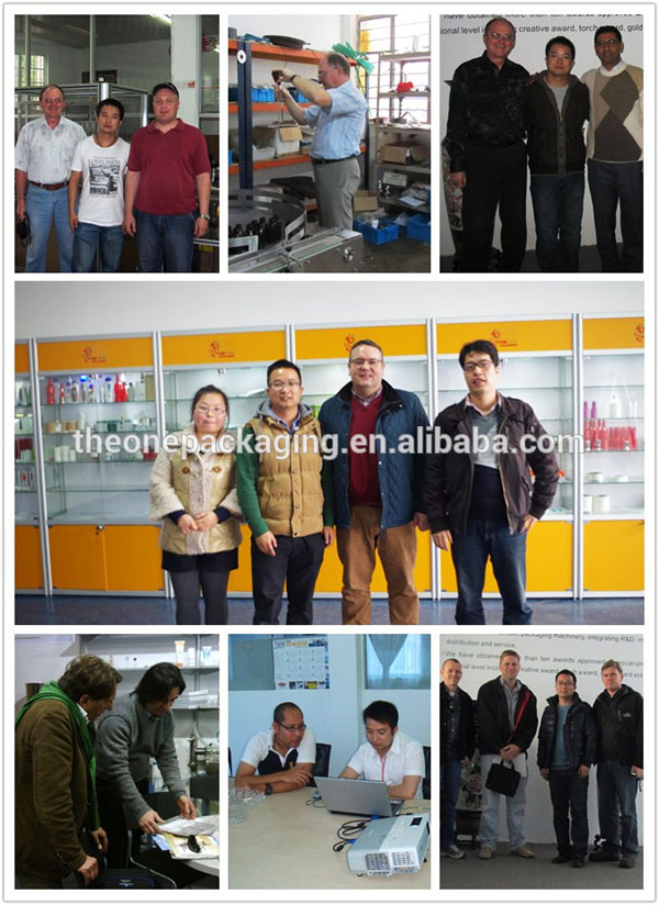 Customers of The One Packaging Machinery