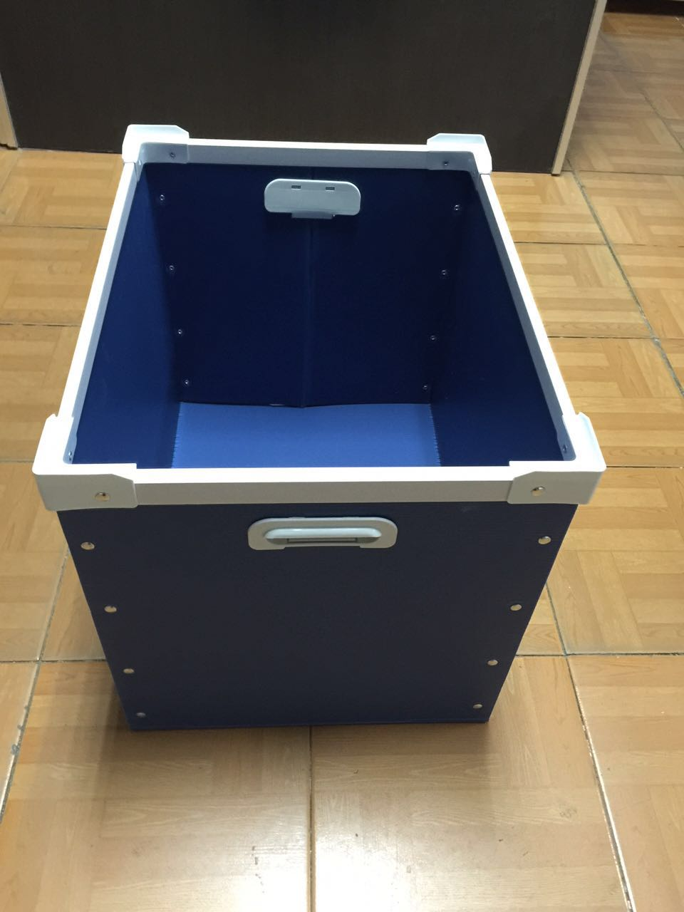 PP plate box