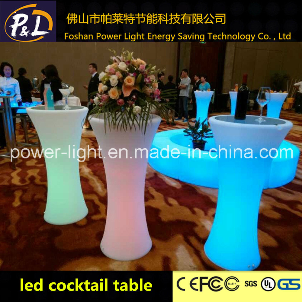 HOt selling-----LED cocktail table
