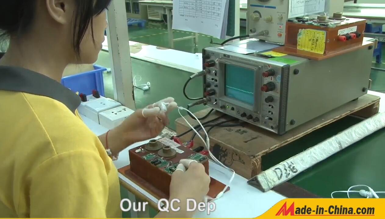 Our QC Department