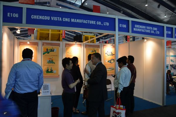 IMTEX&FORMING 2014