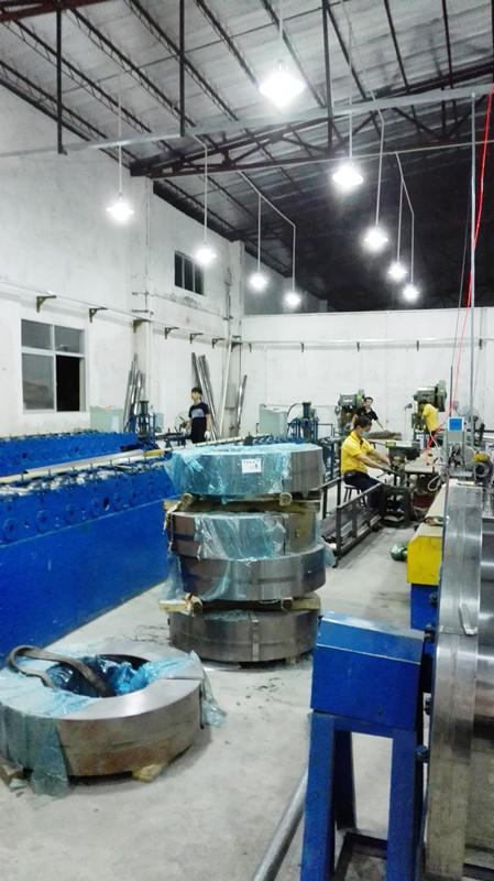 Casing process equipment
