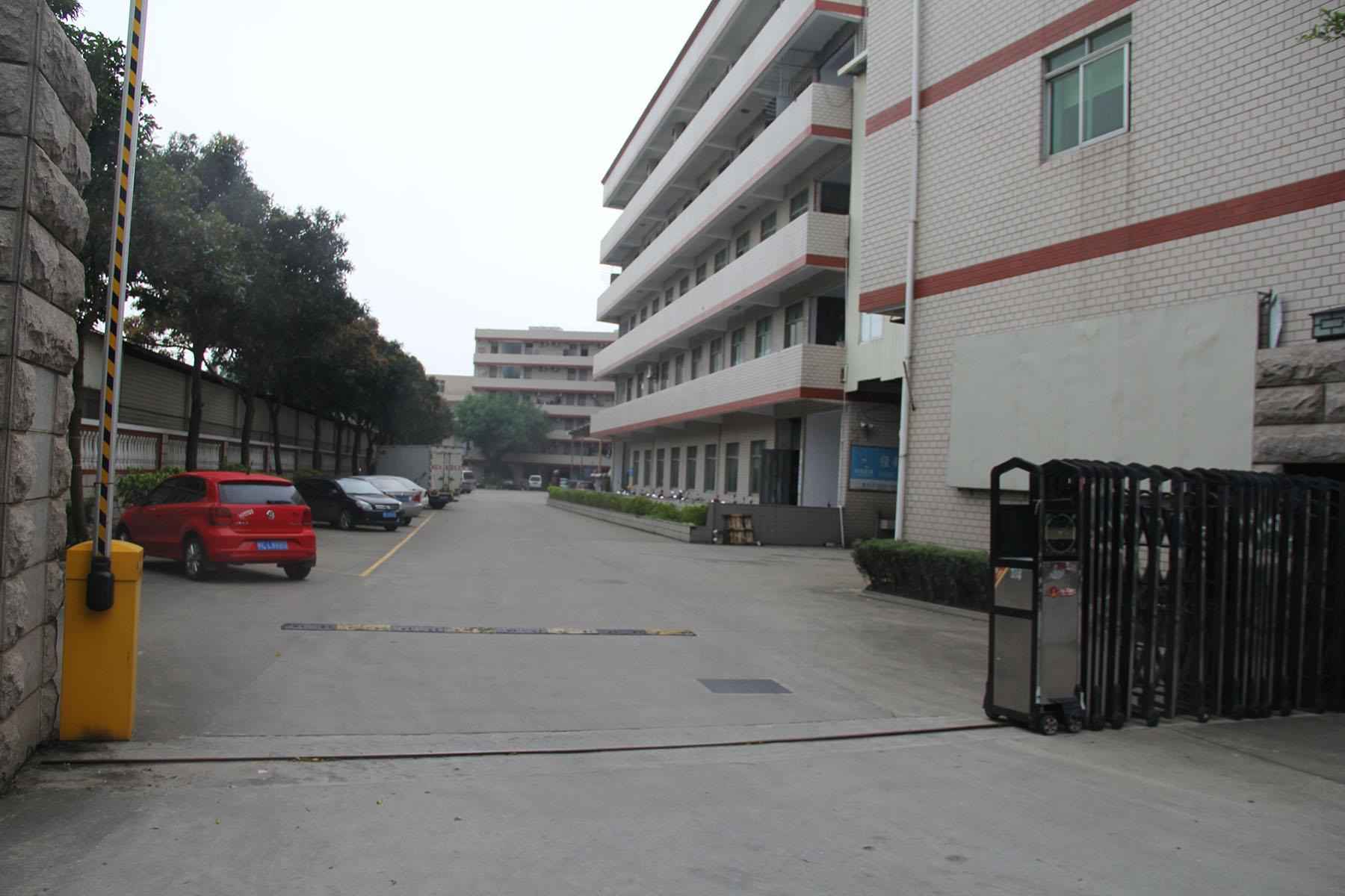 Factory outside