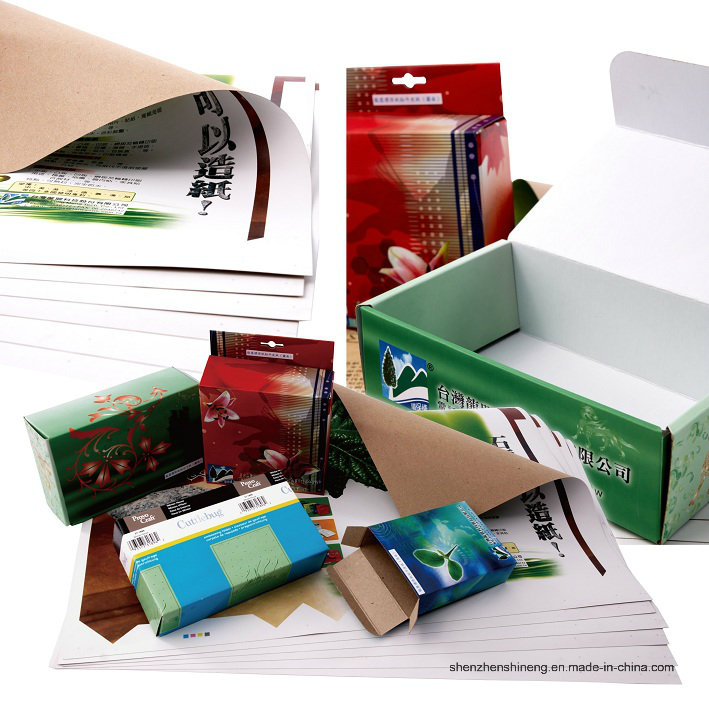 Water-Proof Paper Box ---- Stone Paper (RBD200-300um) Water proof & Tear resistant & No wood pulp