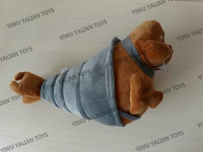 custom animal plush stuffed toy sample
