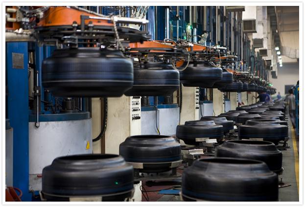 PCR, LTR Radial Tyre Produce Line-1