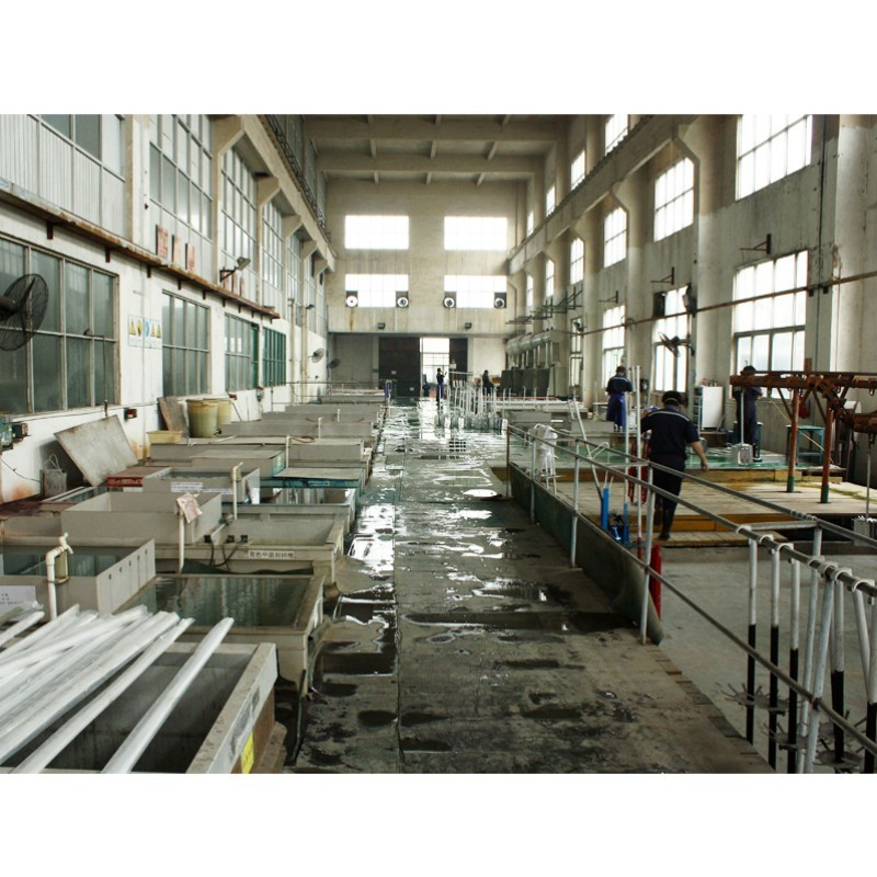 Production Process 4- Aluminium surface treatment