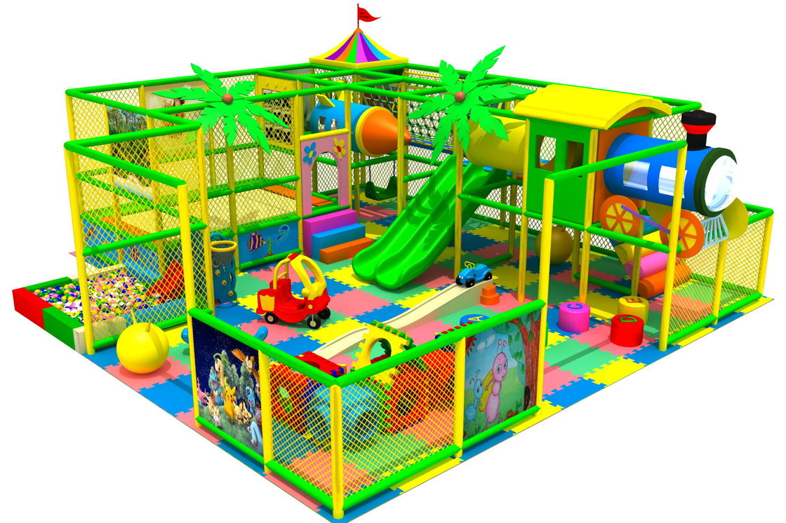Playground equipment oasis amusement gaming inc for Indoor playground design ideas