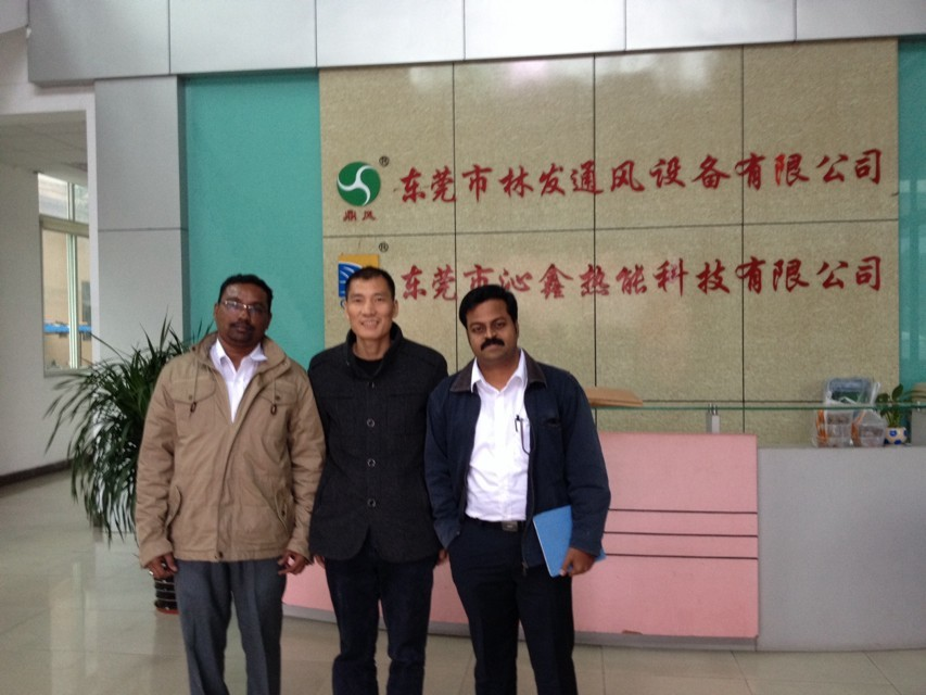2013.12 Partner From India