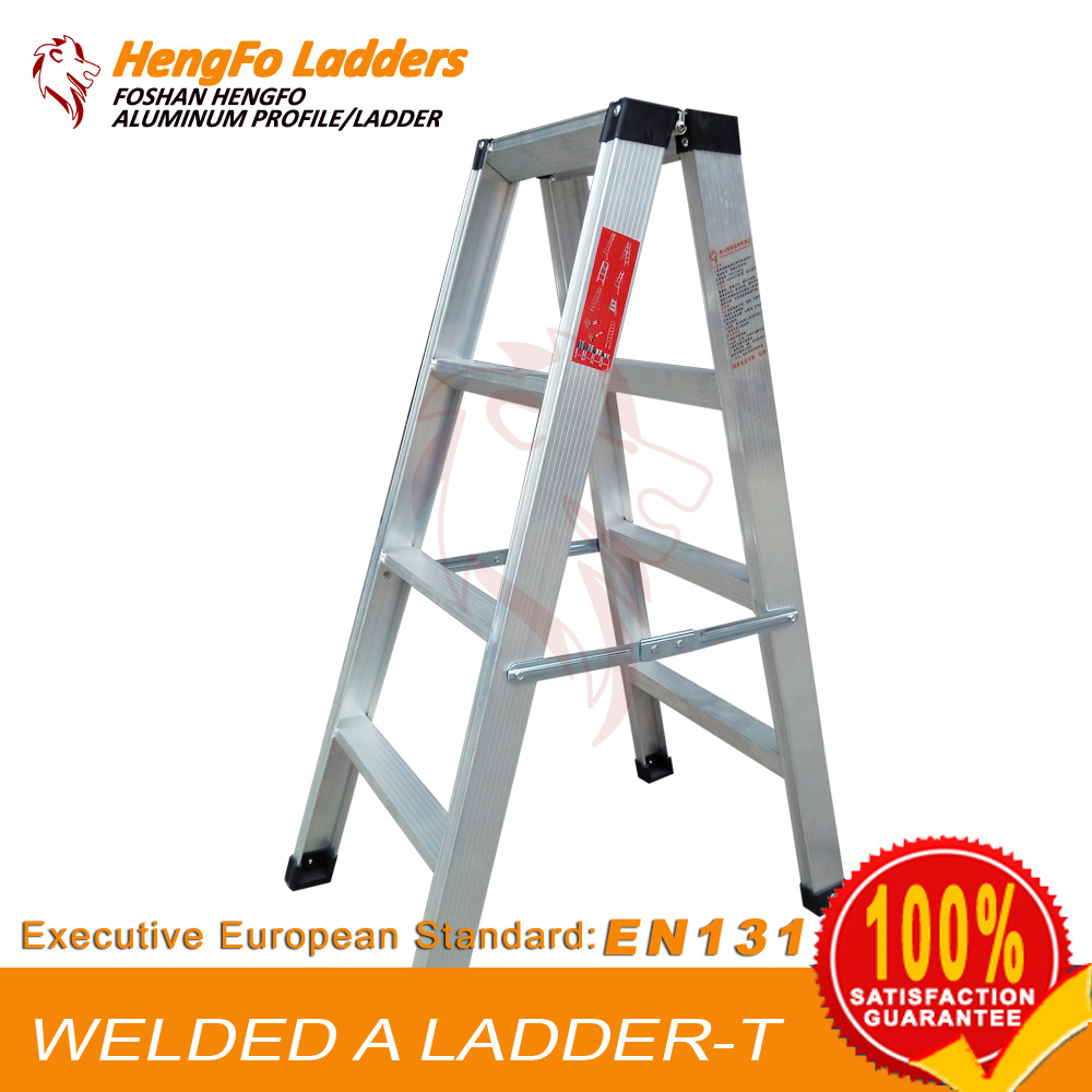4s-1.00m welded aluminum ladder on sale
