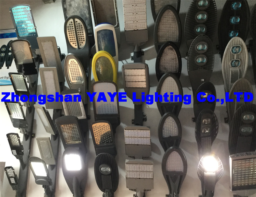 YAYE Showroom 2 with some LED Street Lights/LED Flood Lights/LED Bulbs