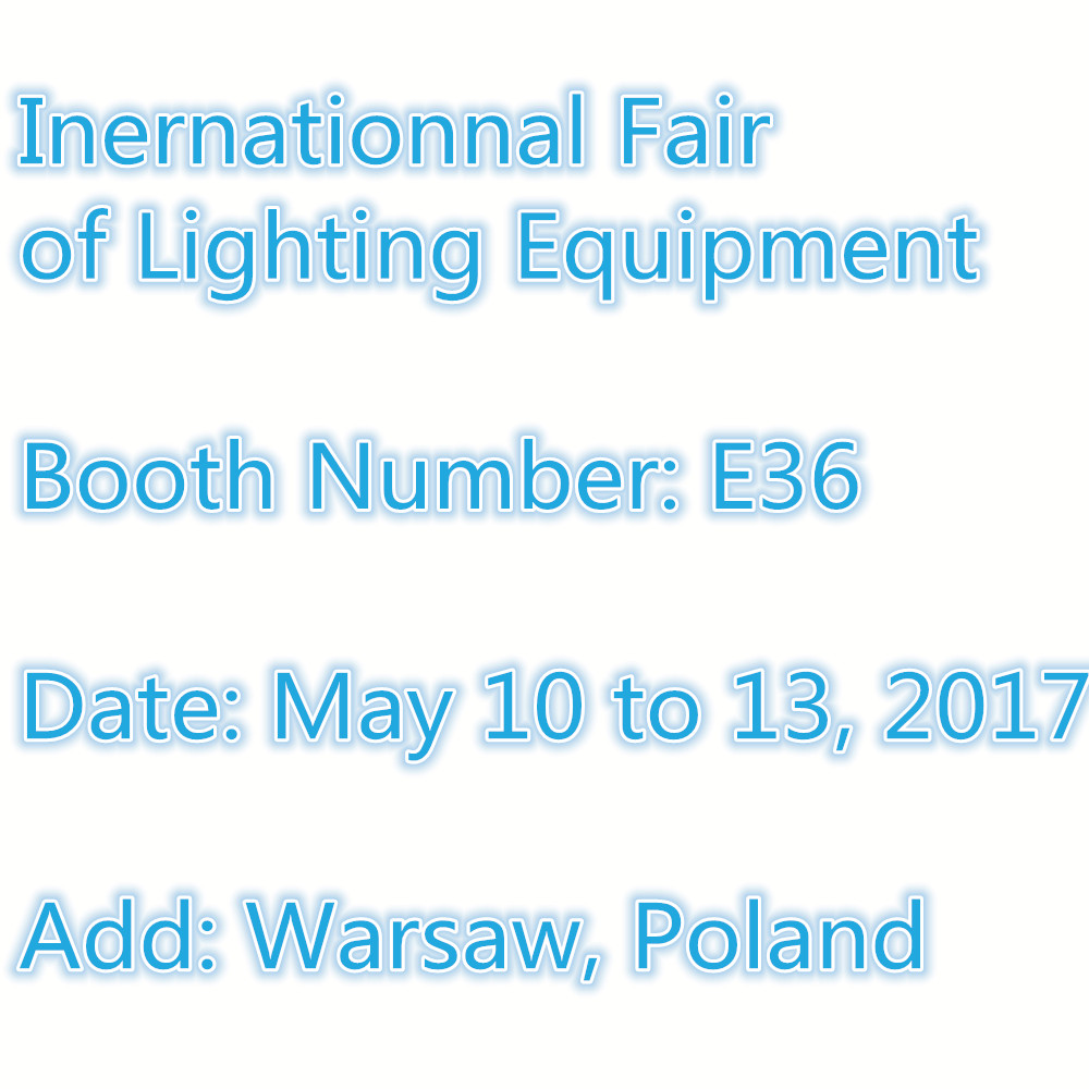 International Fair of lighting Equipment