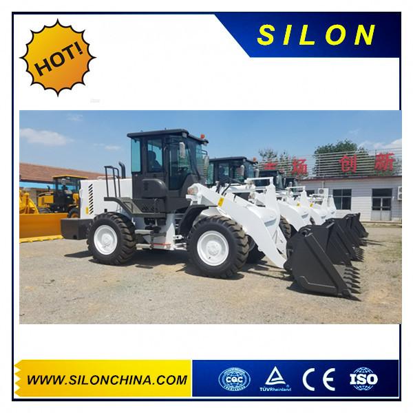 Myanmar - 03 Unit 3T wheel loader