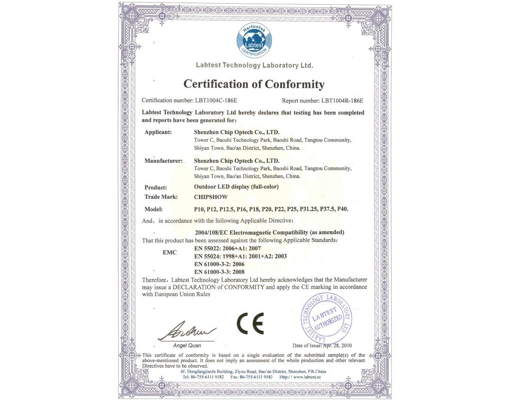 CE Certification-3