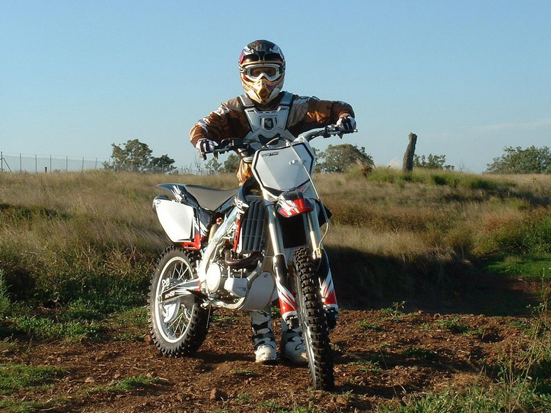 450CC Motorcycle in Australia