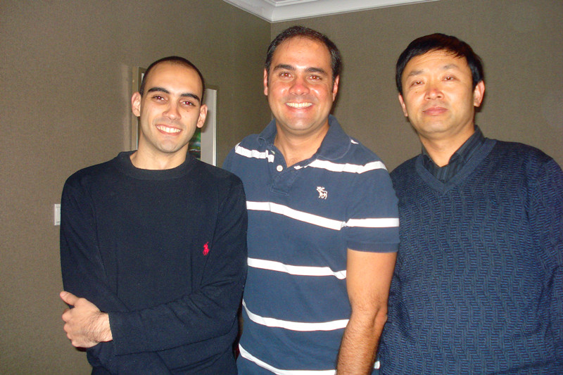 Brazil company with Mr. Frank