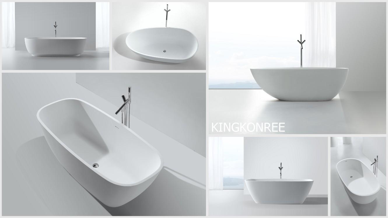 Modern Freestanding Bathtubs