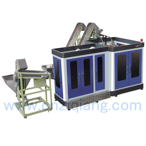 Solution for PET Handled Bottle Production   ZQ Machinery