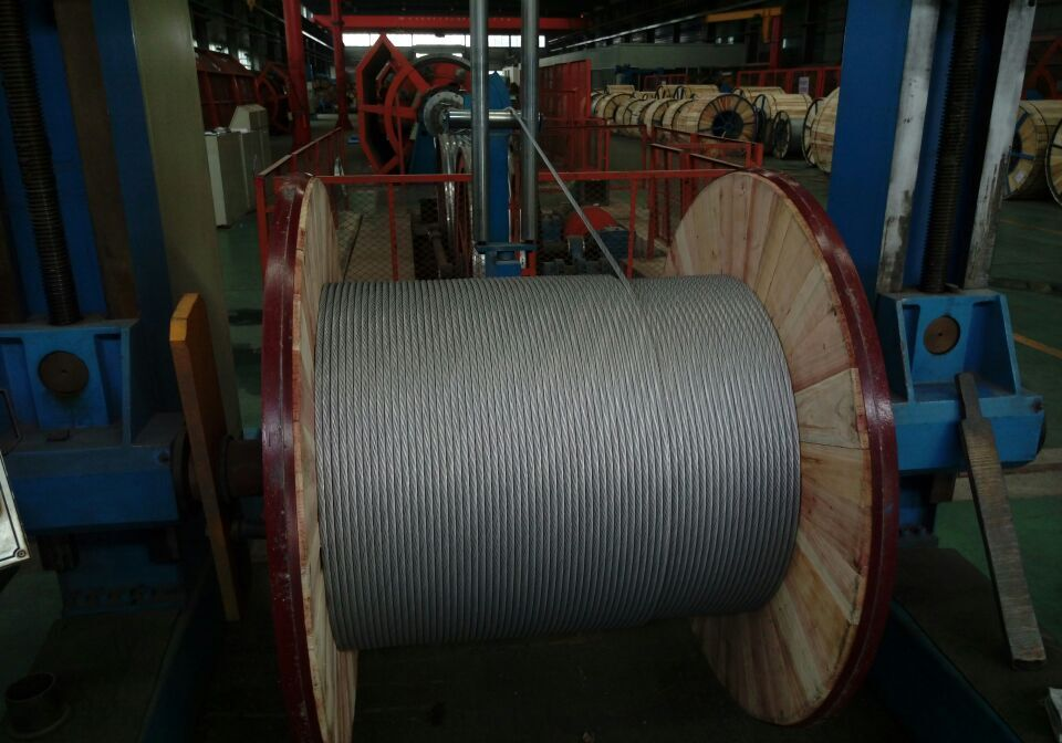 Rewinding for Strand Wire