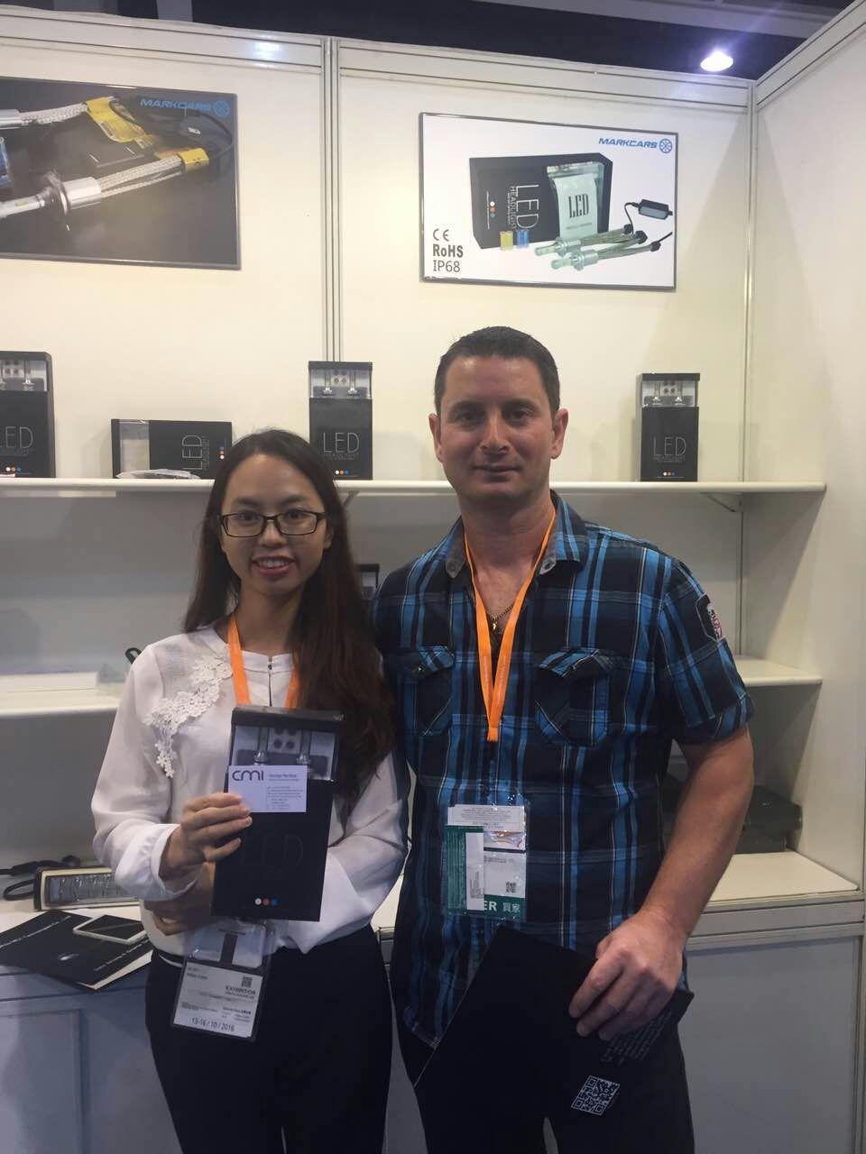 Met Geogre HK Electronics Show
