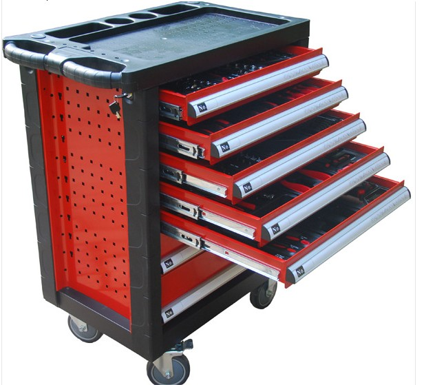 Recommend a professional trolley tool set
