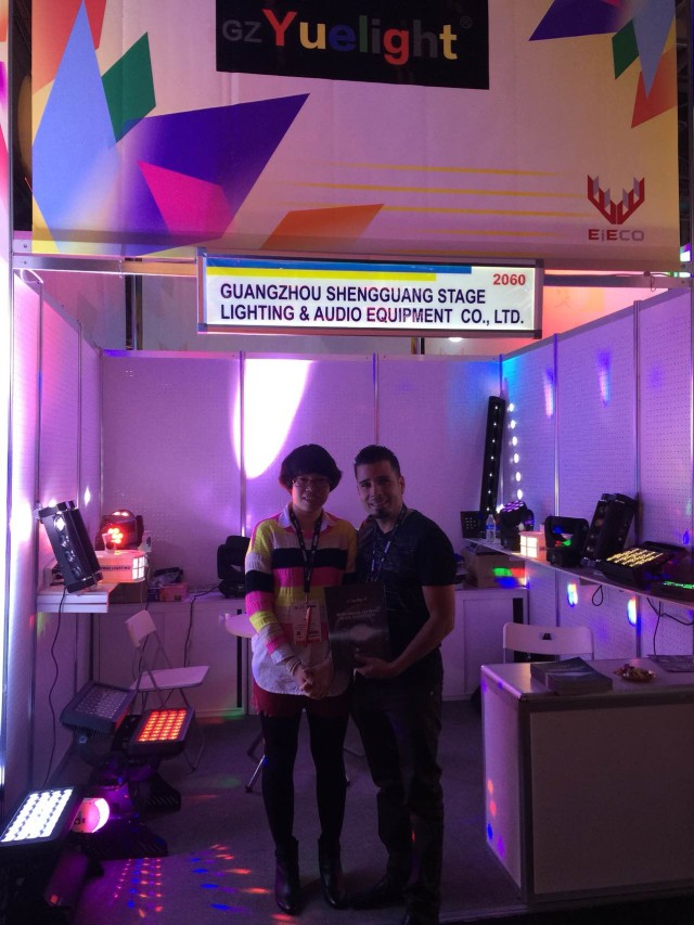 LDI SHOW in LAS VEGAS BOOTH NO.: 2060