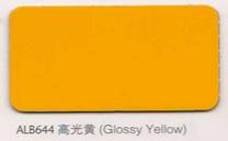 ALB644 Glossy Yellow