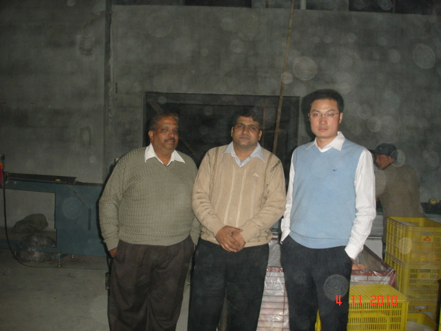 Partners from India
