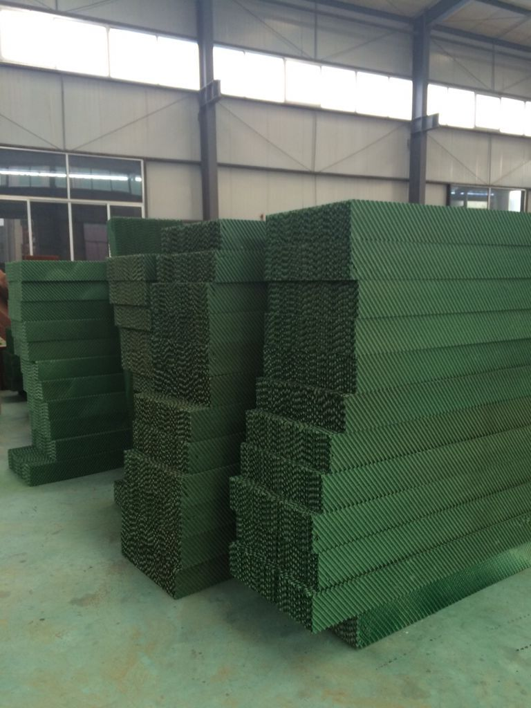 Warehouse section of Cooling Pad