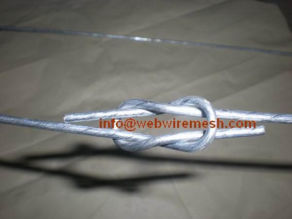 3.66mm Galvanized Steel Wire Cotton Bale Ties