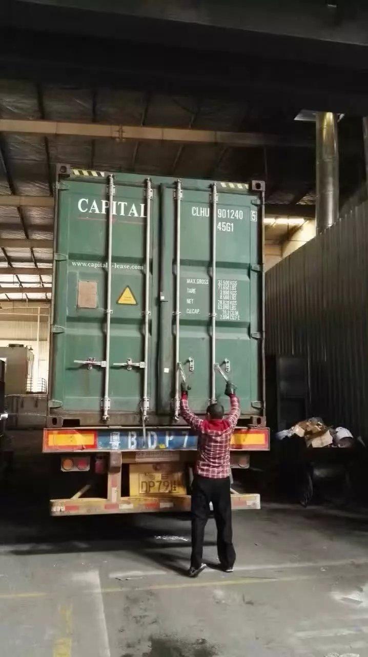 Mingji woodworking hinge drilling machine delivered to Kenya - See more at: http://www.mjwoodmachine