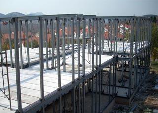 Factory built prefab homes