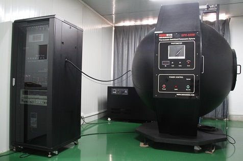 Our Lab Photometric Sphere