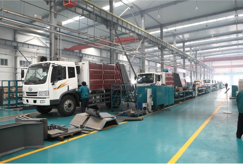 Dangote rolls out Nigeria-assembled trucks, targets 10,000 vehicles