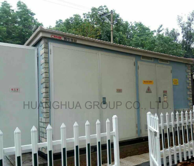 substation running on site